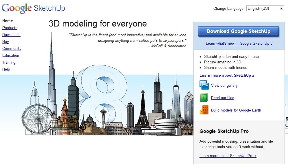 Pcb converter google sketchup hkitblog for Google sketchup converter