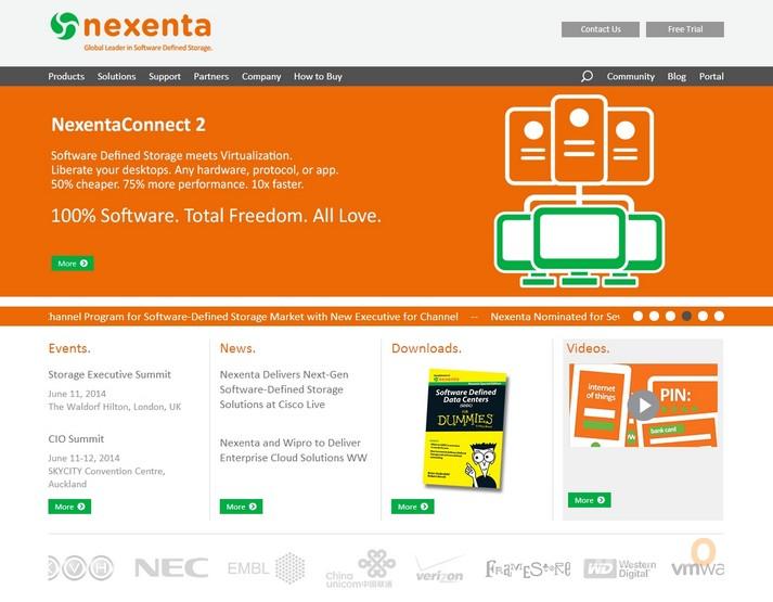 Nexenta Introduction