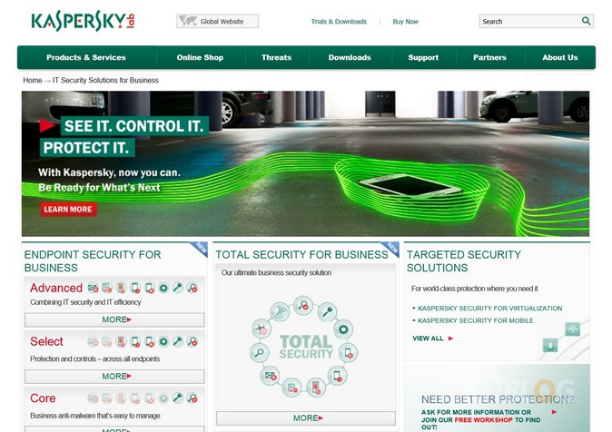 Kaspersky Security Center Introduction