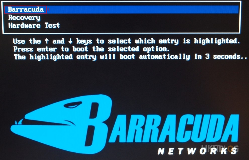 Barracuda Spam Firewall Configuration
