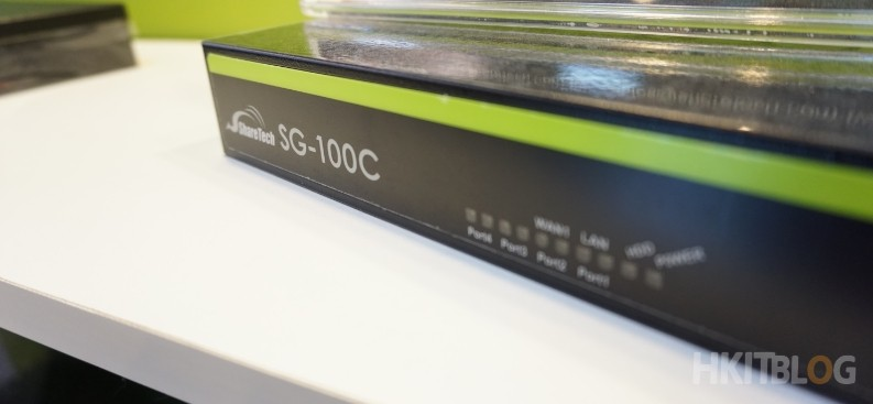 ShareTech SG-100C Unit