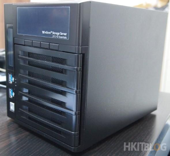 Thecus Windows W4000+ NAS