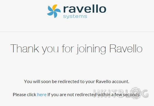 Ravellosystems trial registration