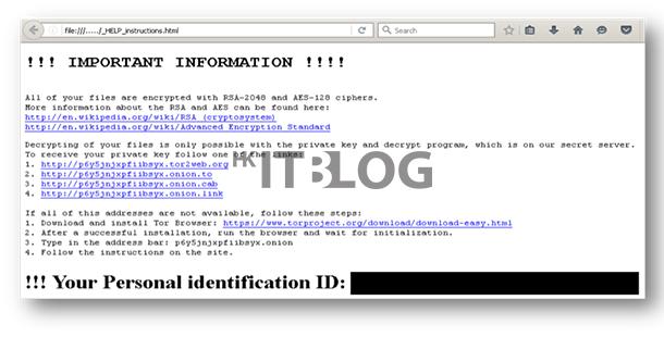 詳解勒索軟件 PowerWare 運作原理:另附解密鑰匙!無需贖金即時解密