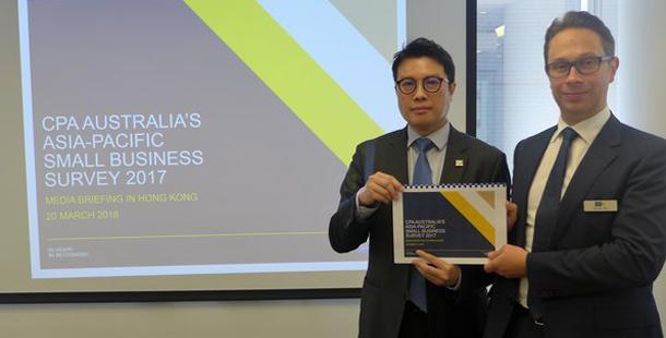 調查發現亞太區小型企業中香港科技運用最為積極