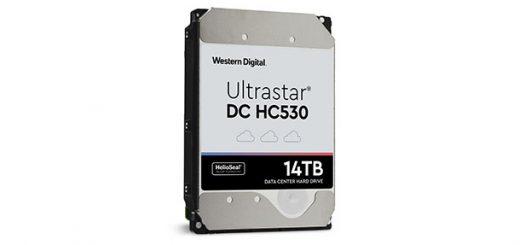 氦氣硬碟容量再創高峰 Western Digital推出全新14TB CMR硬碟