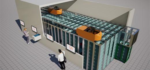 區塊鏈與機械人締造德國零售平台