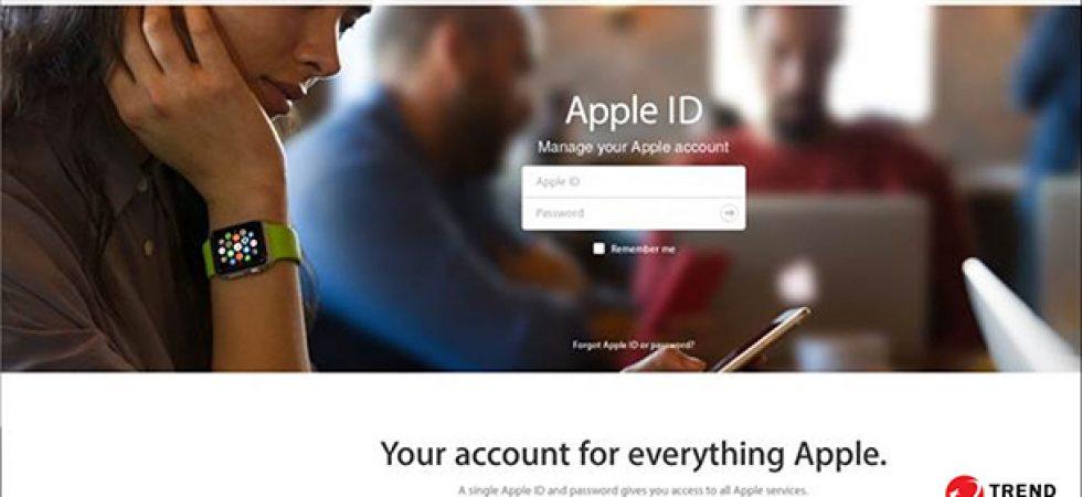 研究團隊偵測到社交工程式釣魚網站 騙取受害者Apple ID