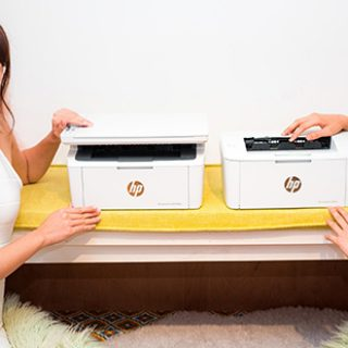 迷你外型但內涵豐富 HP推出全新鐳射打印機