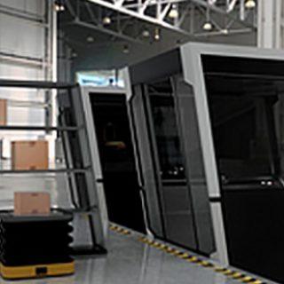 無人快遞運送成現實 美國初創公司成功實現自動化運送
