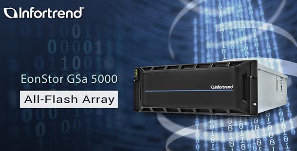 全SSD陣列伺服器 為資料中心提供強大的效能