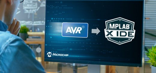 Microchip更新MPLAB X IDE 現已支援AVR微控制器