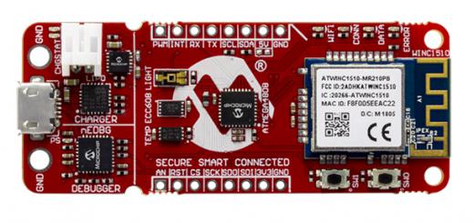 從IoT產品原型到雲端分析 Microchip與Google Cloud聯手合作