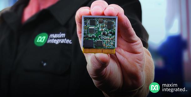 Maxim推出Go-IO的PLC 釋放工業4.0潛能