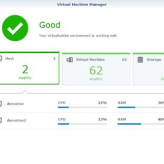 Synology DSM 功能大幅提升:儲存管理、一鍵備份、UI 設計大變身!