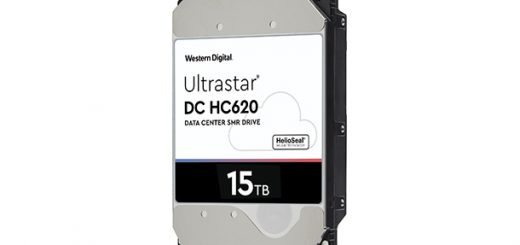 Western Digital 推出15TB SMR 硬碟 再次創下業界先河