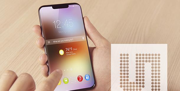 1.44mm距離及色彩感測器模組 為無邊框智慧手機設計踏出一大步