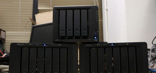 Synology 虛擬機器測試及 High Availability 建設