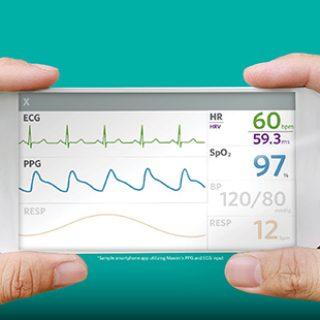 Maxim推出全球首款PPG及ECG混合式感測器 智能健康產品將再一進縮小