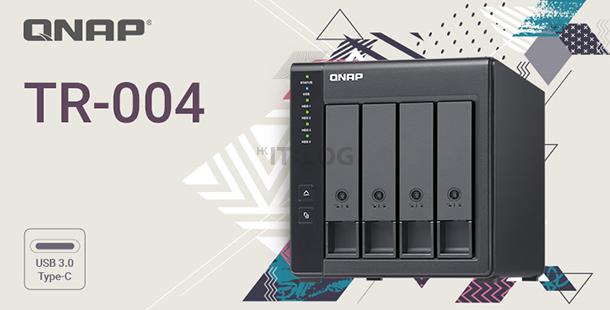 擴大容量新選擇!QNAP 推 PC/NAS 兩用硬體 RAID 儲存擴充設備