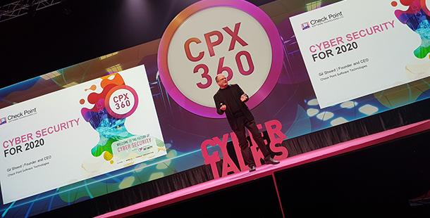 Check Point資安盛會CPX360在曼谷開跑 資安專家發表資安威脅預防的最新發展