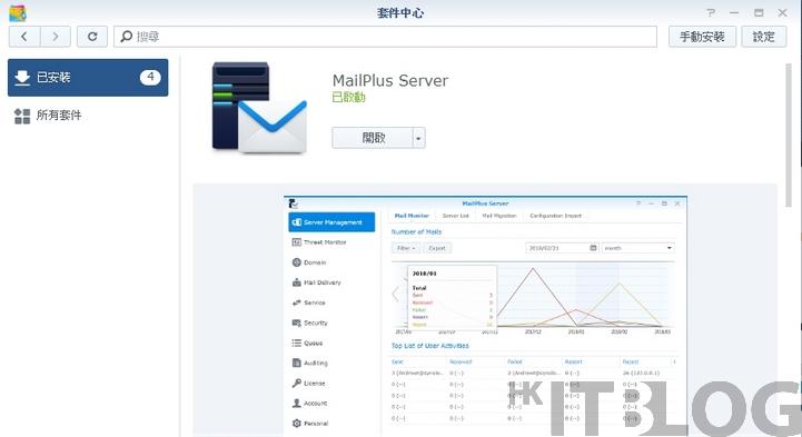 雲端真的很安全?善用 Synology MailPlus 輕易掌控電郵資料安全!