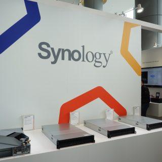 Synology Solution Exhibition 2019 企業伺服器功能不求人
