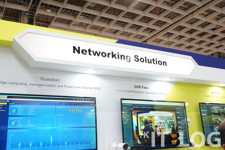 QNAP 網絡解決方案