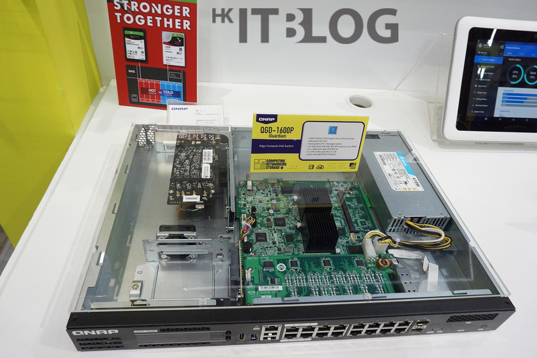 QGD - 1600P 內部架構