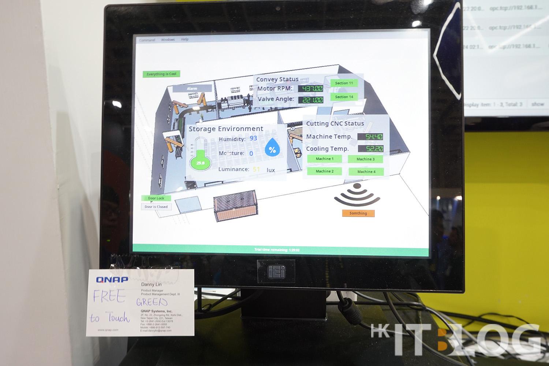 自定義 QIoT 設備監控軟件