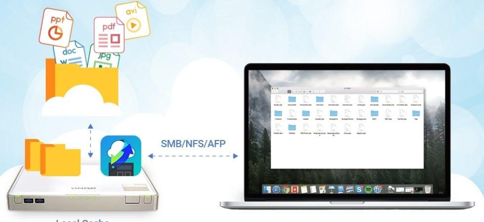 雲端存取大提速:活用 QNAP CacheMount 避開網路塞車、節省寬頻成本!