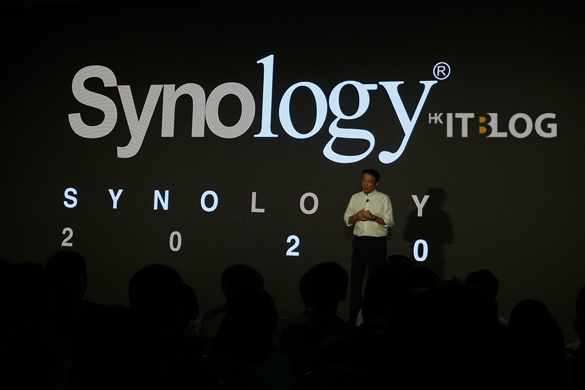 Synology 創辦人暨執行長翁英暉先生發表三大發展方向