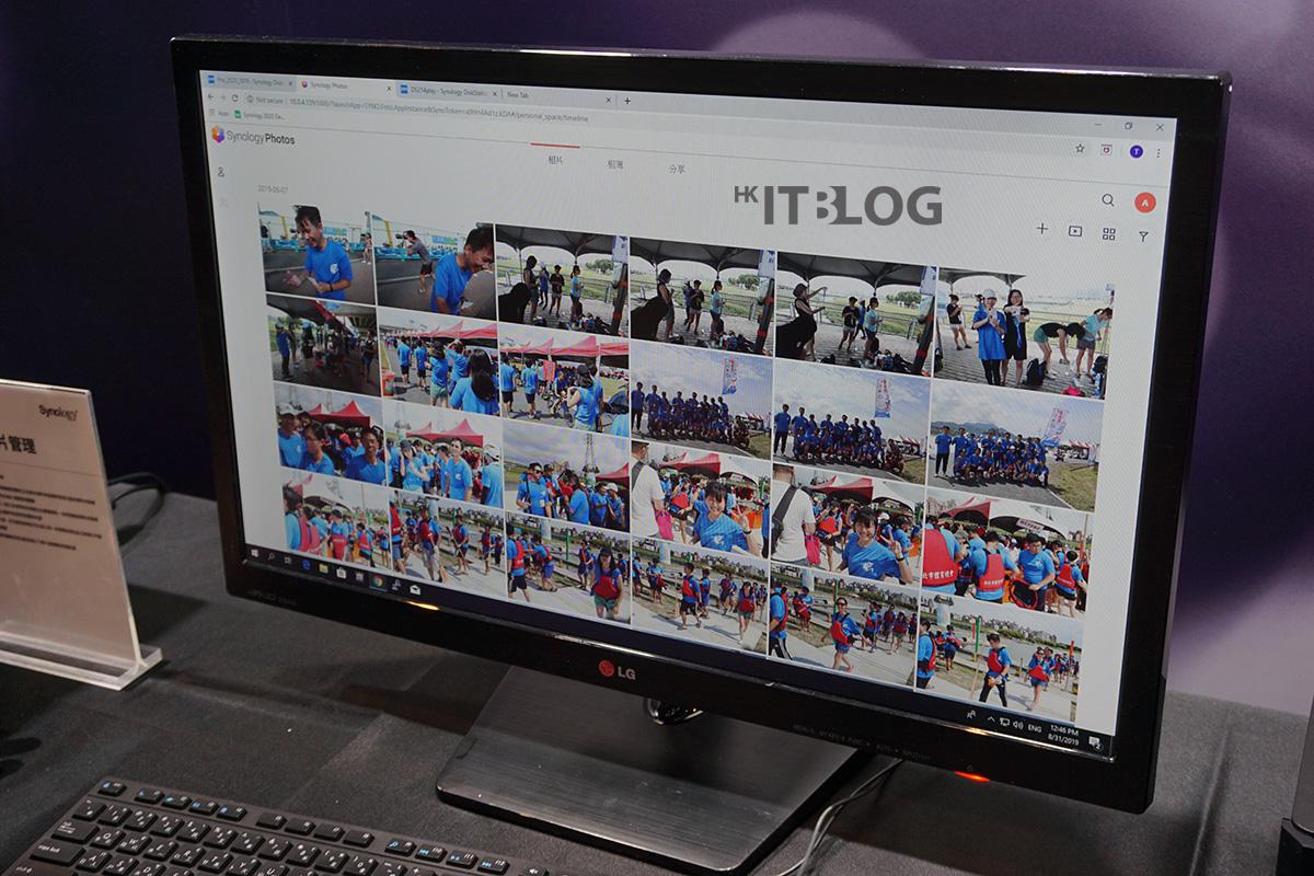 Synology Photo 智能相片整理