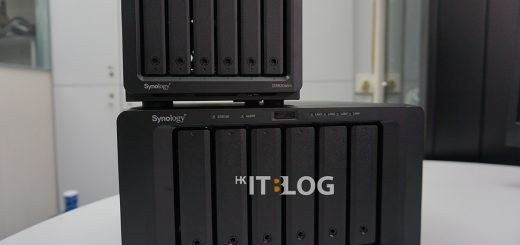 Synology DS620slim 迷你 NAS 功能同樣迷你?