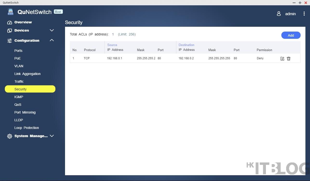 初探 QNAP 第三代 Guardian 交換器 Layer 2 各項功能