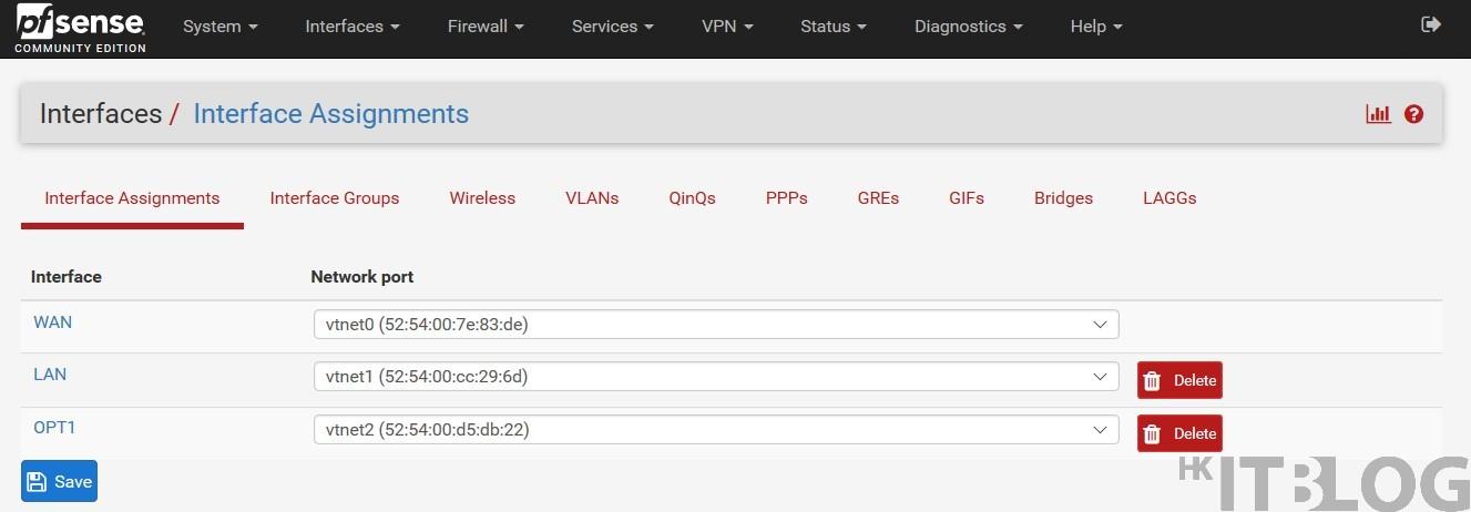 QGD-1600P 與 pfSense 虛擬結合高可用性方案!(1)